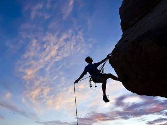 Risico op osteoarthritis niet hoger bij rotsklimmers
