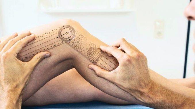knie artrose behandeling