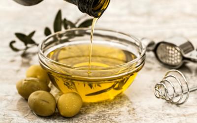 Voeding die helpt bij artrose: Olijfolie