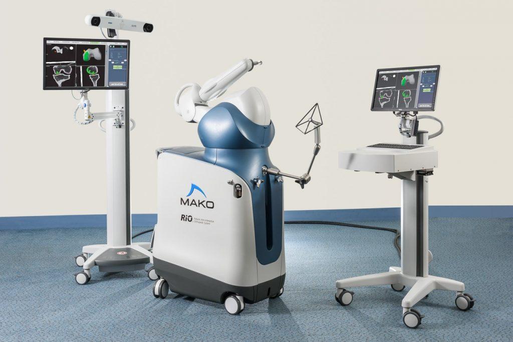Operatie robot knieartrose