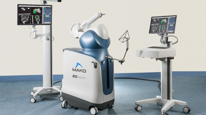 Operatie robot knie artrose