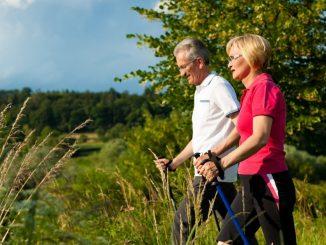 Wandelen met artrose, reuma