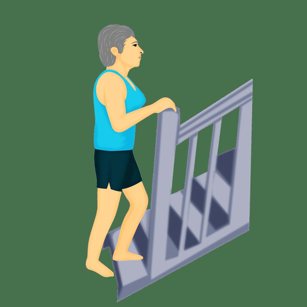 Knie oefening 3