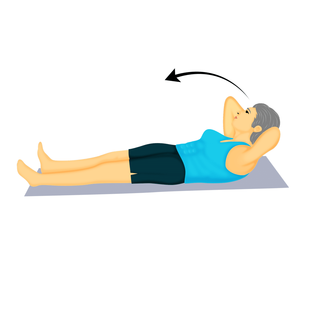 Rug oefening 3