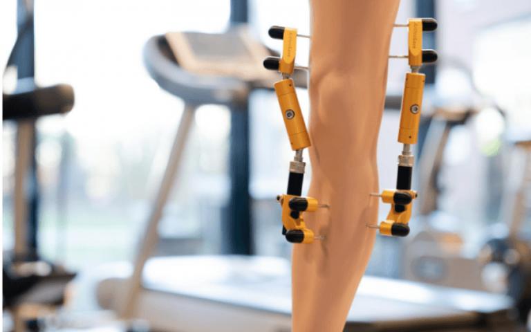 Een versleten knie kan genezen